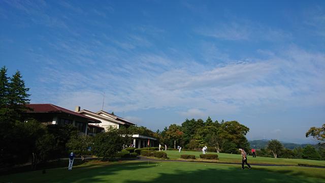 たましん主催「多摩コミュニティカップ アマチュアゴルフトーナメントb2017」@ 東京バーディークラブ